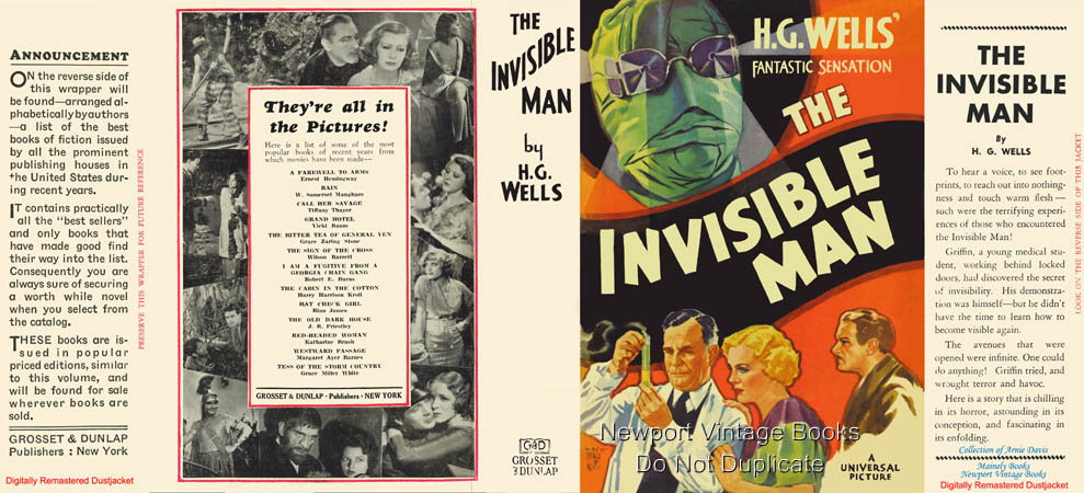 Ralph Ellison, Invisible Man (1952) by luckboy