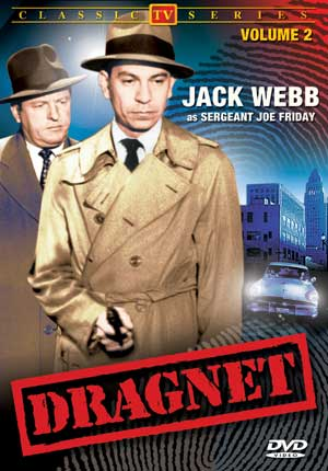 Dragnet Classics V.2 movie